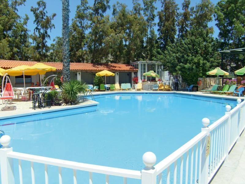 Hotel Hydrele Beach - Pythagorion - Samos
